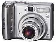 PowerShot A570 IS